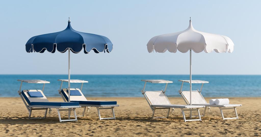 klassieke parasol