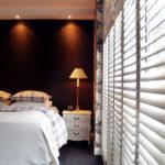 Wehlton Shutters zijn standaard verkrijgbaar in 17 beitskleuren en 17 verfkleuren.